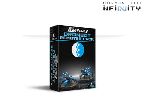 Infinity CodeOne Dronbot Remotes - PanOceania