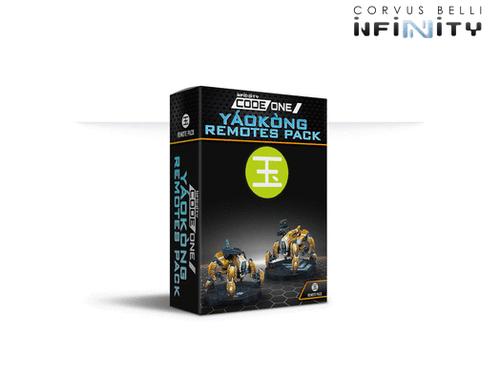 Infinity CodeOne Yaokong Remotes Pack - Yu Jing