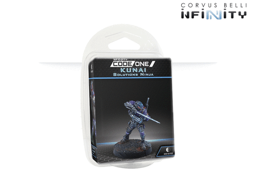 Infinity CodeOne Kunai Solutions Ninja (Shock Marksman Rifle) - PanOceania / Yu Jing