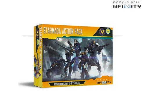 Infinity Starmada Action Pack - O-12