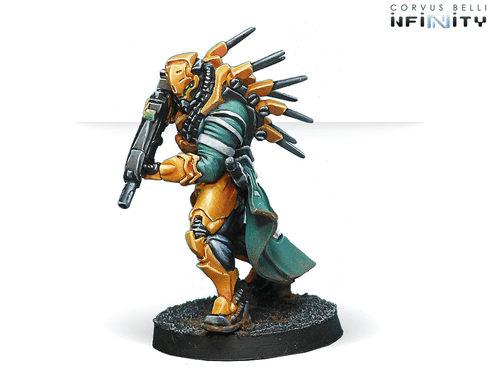 Infinity Hsien Warrior - Multi Rifle - Yu Jing