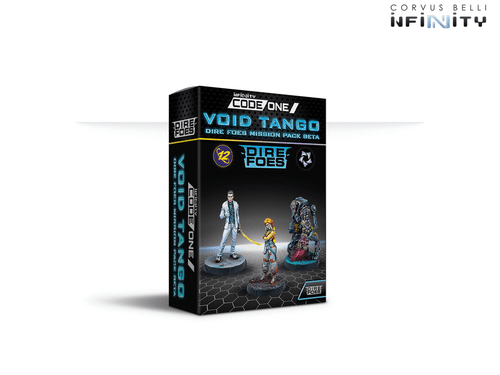 Infinity CodeOne Dire Foes Mission Pack Beta - Void Tango