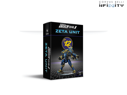 Infinity CodeOne Zeta Unit (TAG) - O-12