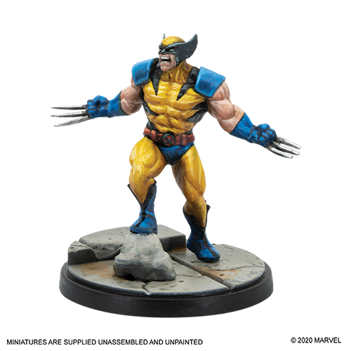 Marvel Crisis Protocol - Wolverine & Sabertooth Character Pack