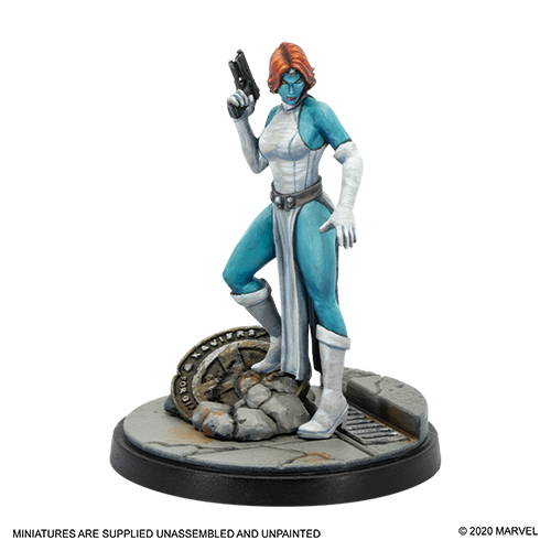 Marvel Crisis Protocol - Beast & Mystique Character Pack