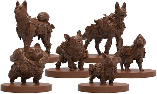 Animal Adventures: Dungeon and Doggies Box 2