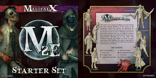 Malifaux 2ND Edition Starter Box Set - M2E