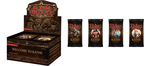 Flesh and Blood - Welcome to Rathe Booster Box - Unlimited