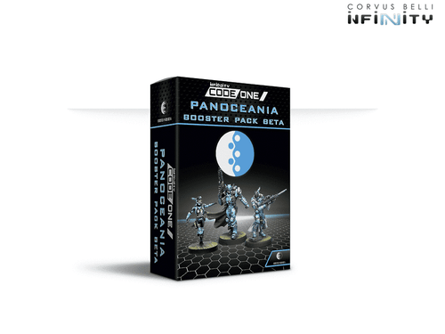 Infinity CodeOne PanOceania Booster Pack Beta