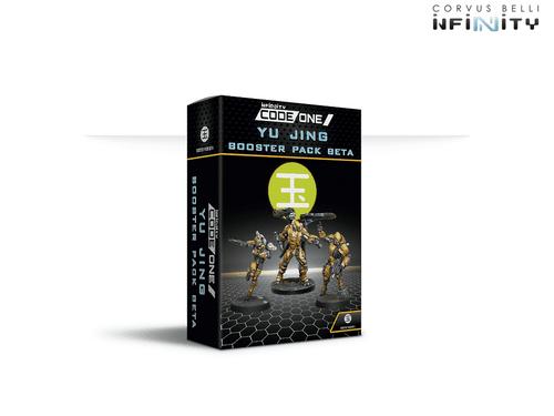 Infinity CodeOne Yu JIng Booster Pack Beta
