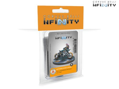 Infinity Motorized Bounty Hunters - NA2