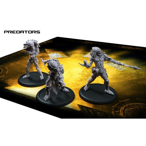 AvP - The Hunt Begins Board Game