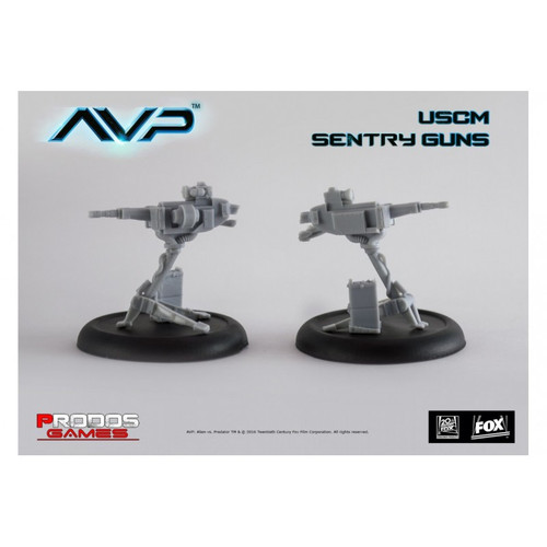 AvP - Sentry Guns