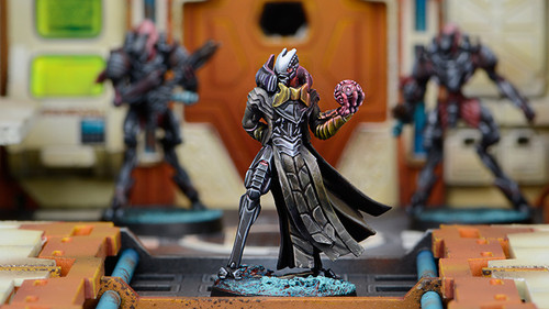 Infinity Pneumarch of the Ur Hegemony (HVT) - Combined Army