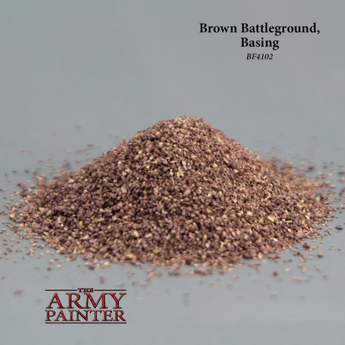 Army Painter Battlefield Basing Brown