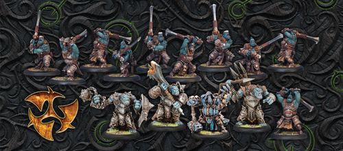 Hordes Two Player Battlebox - MK3