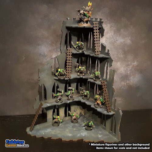Scarred City Battle Ruins - Building #1