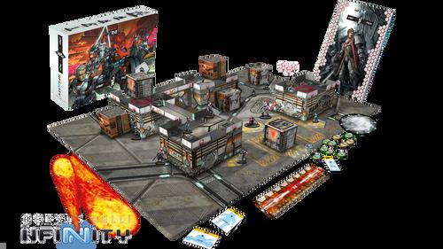 Infinity JSA Sectorial Army Pack - YuJing