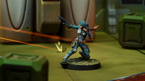 Infinity Uxia McNeill Covert Action - Ariadna