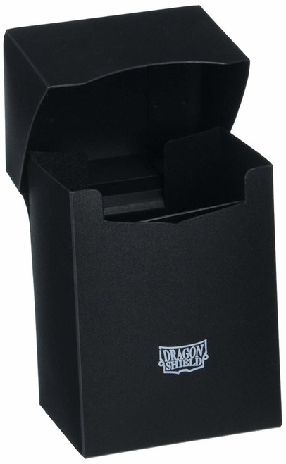 Dragon Shield Deck Box - Shell - Black