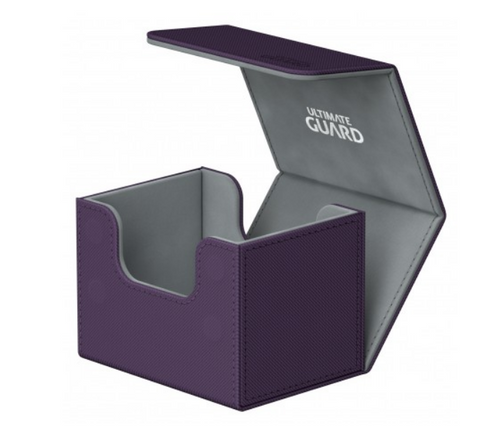 Ultimate Guard - Deck Box - Sidewinder XenoSkin Purple - 100+