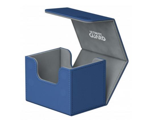 Ultimate Guard - Deck Box - Sidewinder XenoSkin Blue - 100+