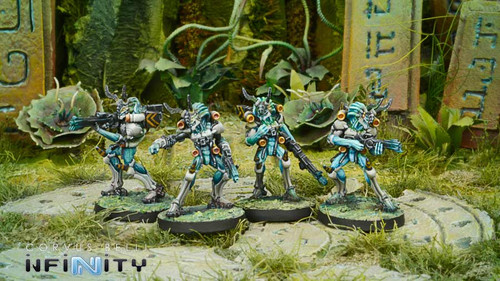Infinity Kaauri Sentinels - Tohaa