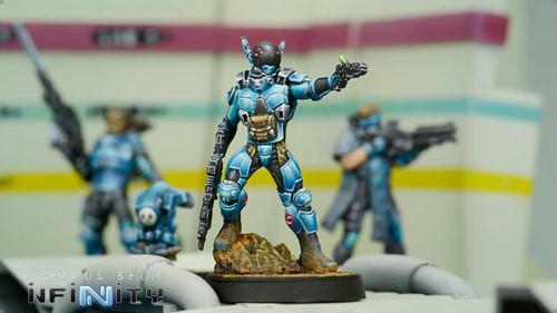 Infinity Echo Bravo, Rapid Reaction Unit - PanOceania