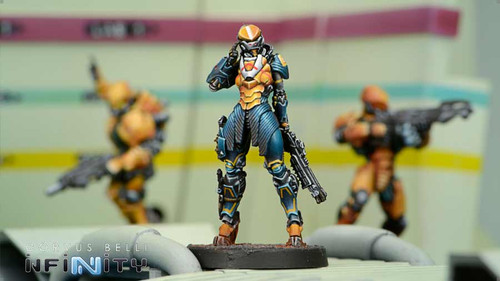 Infinity Daoying Operative Control Unit - Yu Jing
