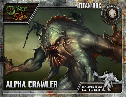The Other Side - Gibbering Hordes - Alpha Crawler