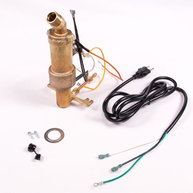 Heating Unit Kit for Models with front red light with wiring - 120 Volt