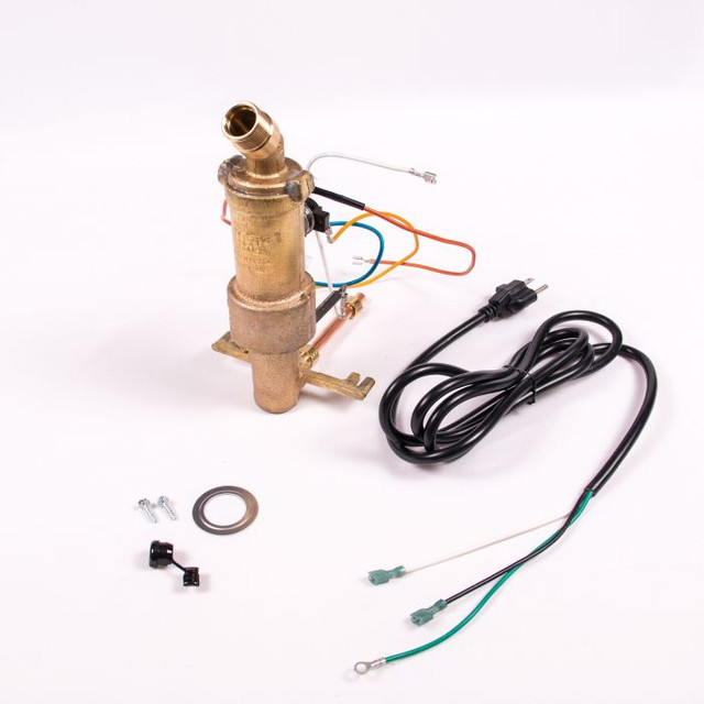 Heating Unit Kit with wiring included for Models with Green Lighted Rocker Switch - 120 Volt
