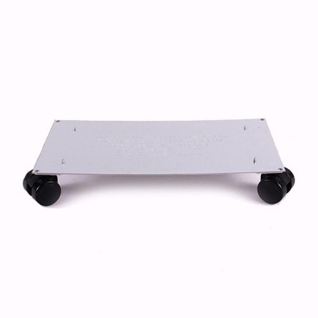 Bottom Plate w/Casters for Model J-2