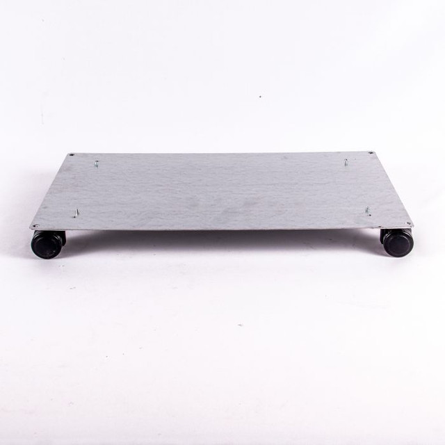 Bottom Plate w/Casters for Models J-3 and J-4