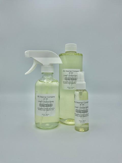 Linen + Home Spray - Ocean Breeze - Bundle