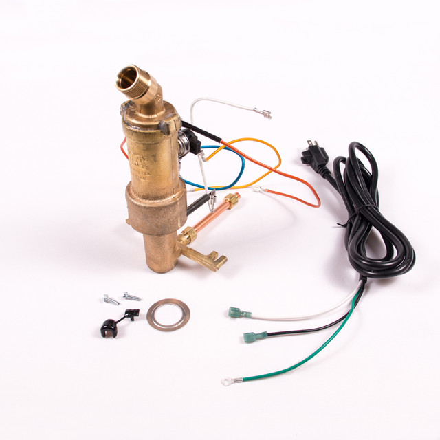 Heating Unit Kit with wiring included for Models with Green Lighted Rocker Switch - 230 Volt