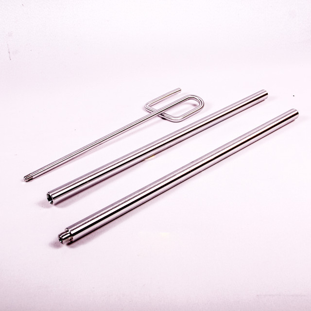 Rod Set with Threaded Bottom Section Complete - Style C NOTE: For steamers manufactured after August 2021. Please verify that you are purchasing the correct rod set before ordering.