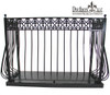 LIGHT IRON DOVE TRUE BALCONY. Choose your deck's width and depth.