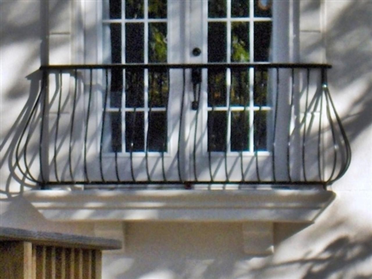 Pot Belly Guardrail Balcony