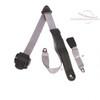 Seatbelt Planet 3pt Ret End Release Cable Style L/S Seat Belt 2