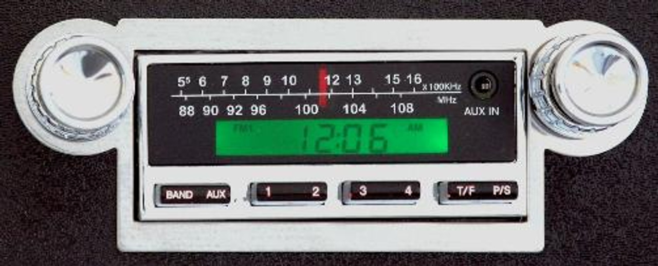 KHE 300-USB for 1958-1960 T-Bird with bluetooth