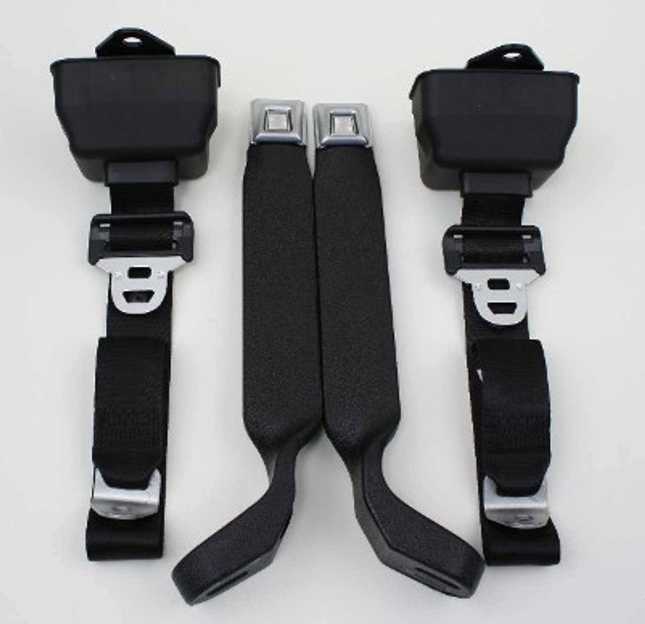 Seatbelt Solutions 1978-79 3pt. Frt Bronco Retractable S/L Belts