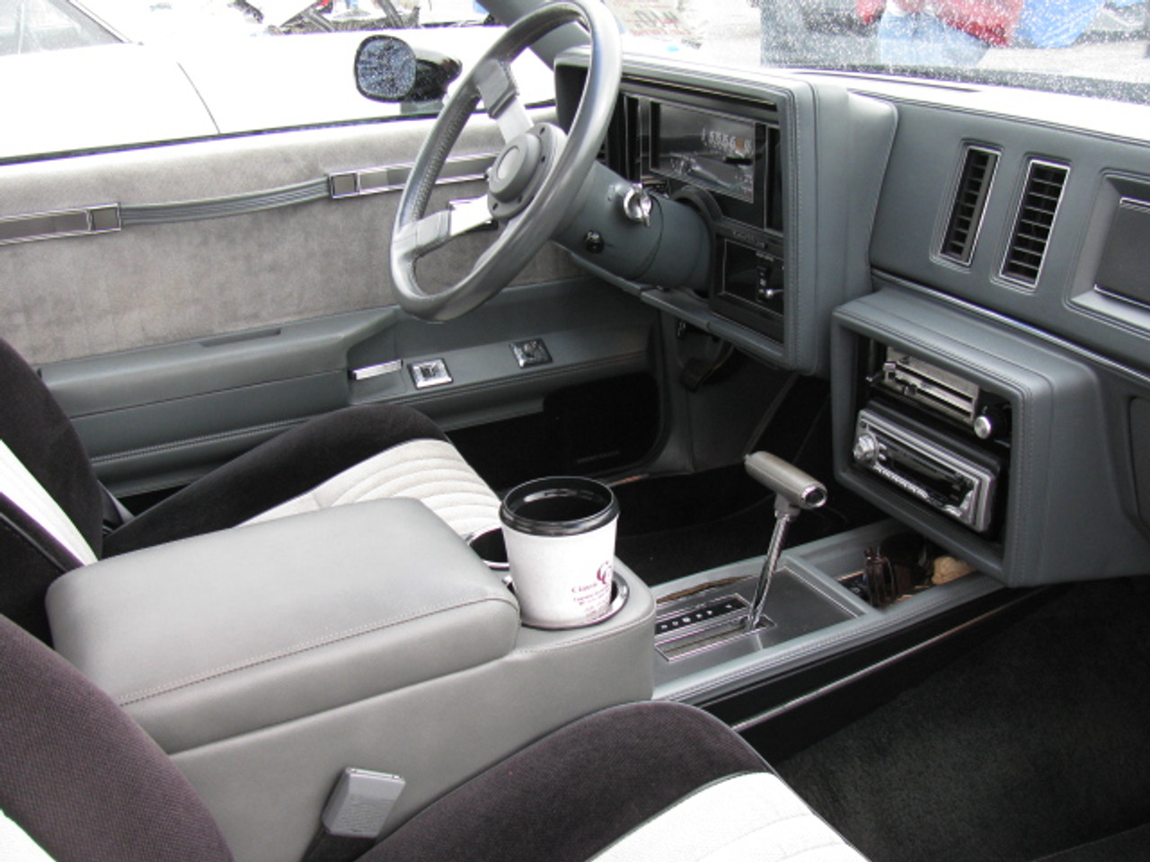 Buick Grand National, 1985-1987