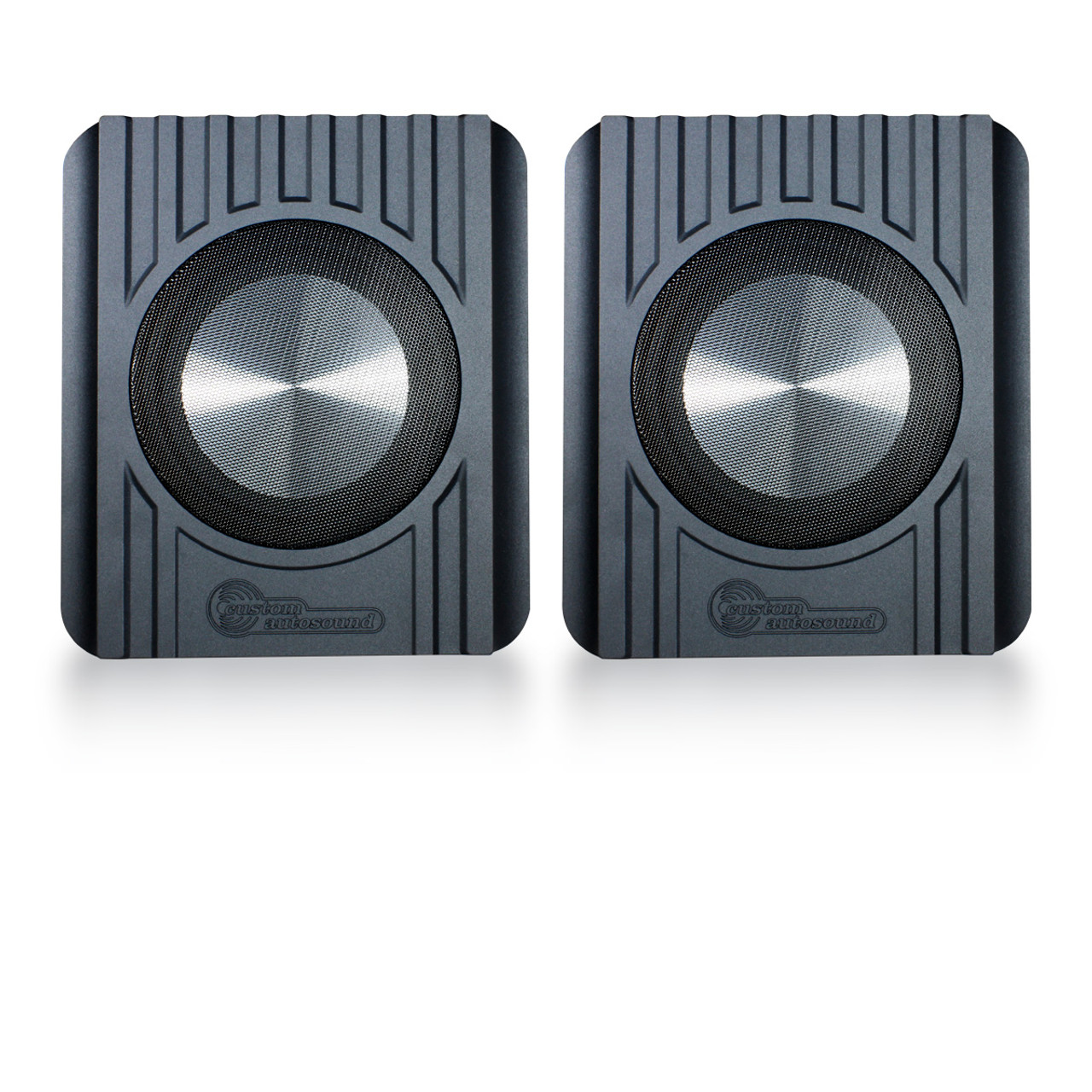 Custom AutoSound UNDERCOVER II Upgrade Speaker Enclosures