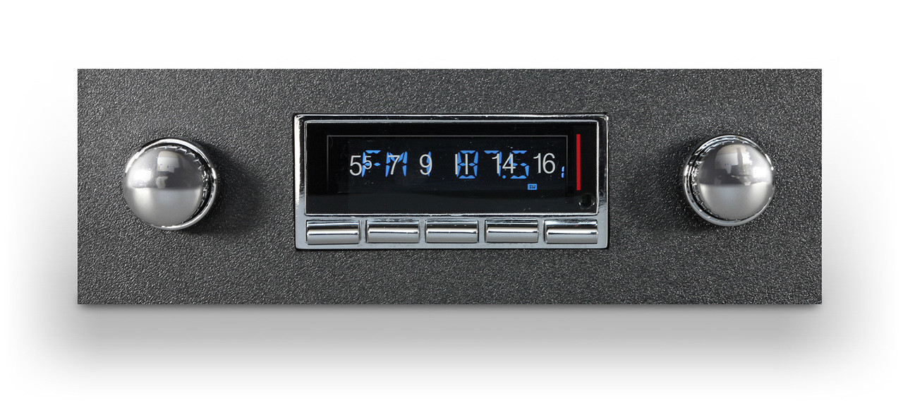Custom Autosound USA-740 IN DASH AM/FM for GM Truck