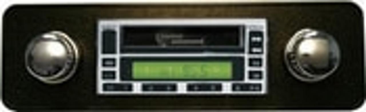 Custom AutoSound USA-630 In Dash AM/FM 93 for Granada