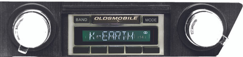 Custom AutoSound 1957-58 Oldsmobile Radio, USA-630