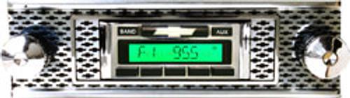 Custom AutoSound 1955 Belair USA-230 Radio AM/FM