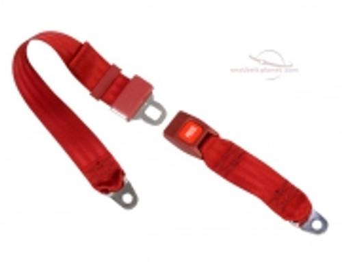 Seatbelt Planet Push Button Style Lap Belt 1