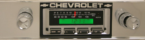 KHE-300-USB for 1958 Chevy with bluetooth